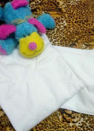 Пижама флисовая теплая нежная casual selection, размер 44