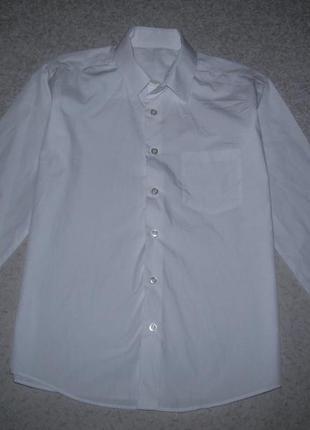Рубашка george 11-12лет