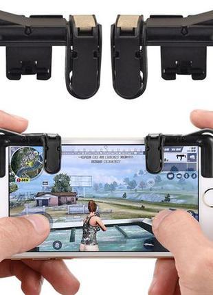 Триггеры Seuno 3D для телефона геймпад джойстик PUBG mobile кн...