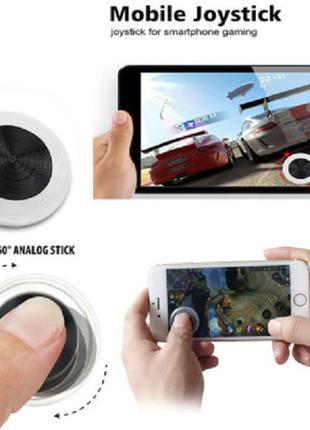 Сенсорный джойстик без липучек для телефона Pubg mobile тригге...