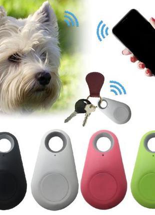 Умный мини gps-трекер водонепроницаемый Bluetooth для животных