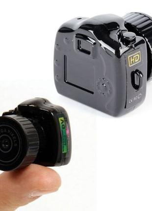 Камера скрытая мини FULL HD DV 720P 2,0 мегапикселей видеореги...