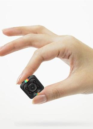 Скрытая экшн-камера Seuno Blitz SQ-11 mini full hd dv sports с...