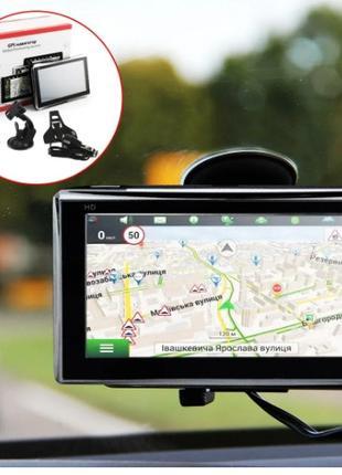 Автомобильный GPS навигатор 5007 экран 5 дюймов