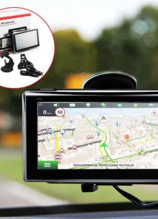 Автомобильный навигатор GPS 5009 экран 5 дюймов