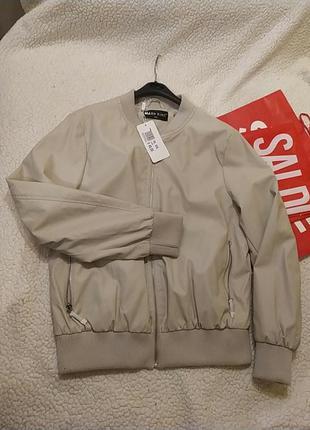 Куртка из экокожи, италия