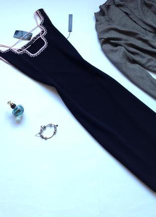 Платье миди max azria