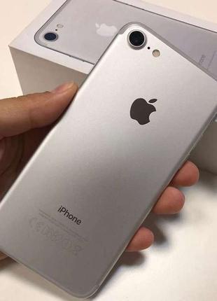 IPhone 7 32gb Original Neverlock Оригинал (Silver)