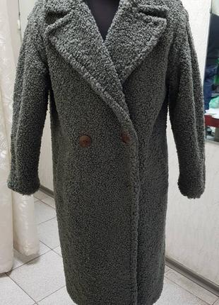 Пальто под каракуля