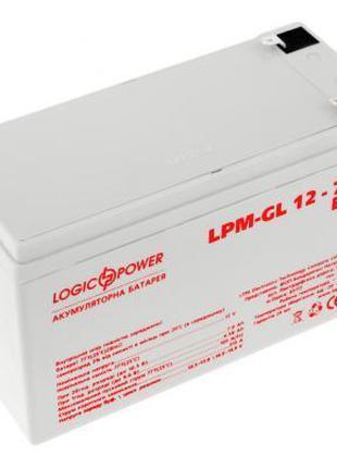 Батарея к ИБП LogicPower LPM-GL 12В 7Ач (6560) свинцово-кислотная