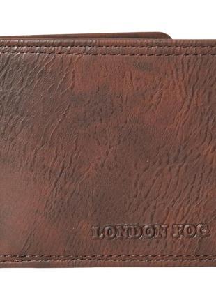 Портмоне кошелёк мужской london fog оригинал из сша