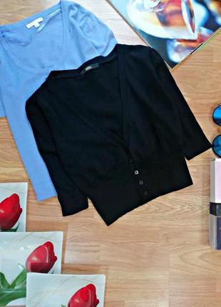 Женское болеро - укороченная кофта marks&spencer - размер 46-48