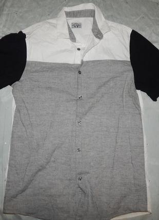 Рубашка модная стильная новая р s от next