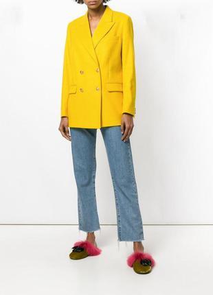 Essentiel antwerp шикарный двубортный пиджак, блейзер, жакет, ...