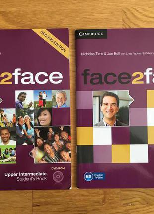 Face2face Second Edition Upper-Intermediate Student's Book англ