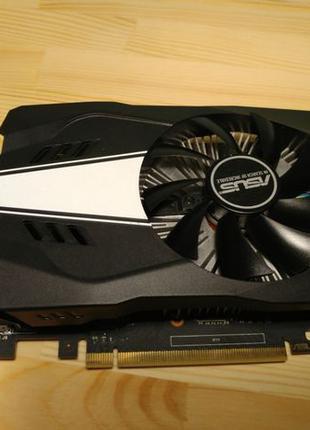 Видеокарта Asus Phoenix GeForce GTX 1060 3 Gb с нюансом