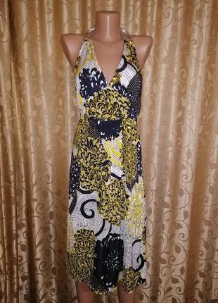 🌺👗🌺очень красивое летнее платье-сарафан!🔥🔥🔥