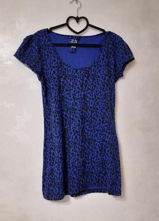 Котонове міні плаття