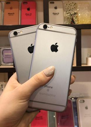 Акция! Apple iPhone 6S 32gb Space Gray Uced📱Айфон 6С 32гб серый!