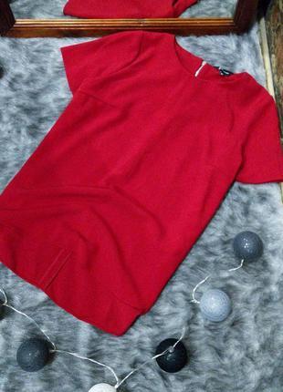 Блуза топ кофточка с удлиненной спинкой new look