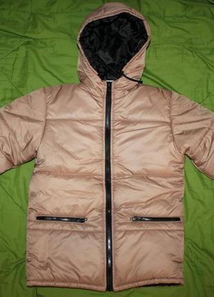Зимняя куртка для мальчика р. 128