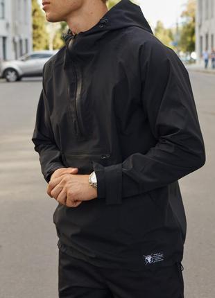 Мужская осенняя демисезонная куртка ветровка анорак