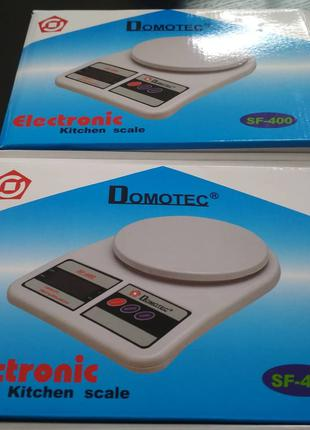 Веса Domotec