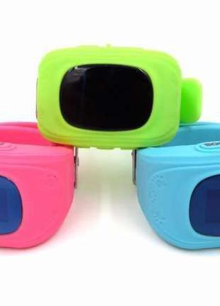Часы детские Q50 c GPS трекером