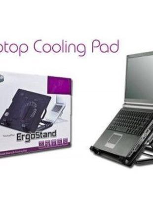 Подставка для ноутбука с кулером Ergostand