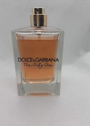 ⭐⭐оригинал ⭐⭐100 мл dolce&gabbana the only one парфюмированная...