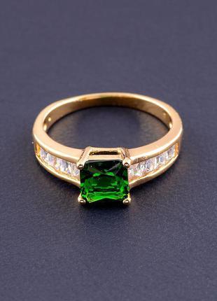 Кольцо 'xuping' фианит (позолота 18к) 0797710