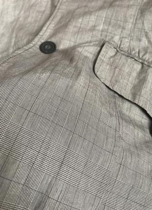 Лёгкий летний стильный  пиджак в подарок к покупке