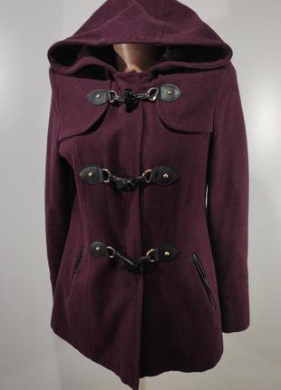 Женское пальто весна - осень george на кнопках размер 38