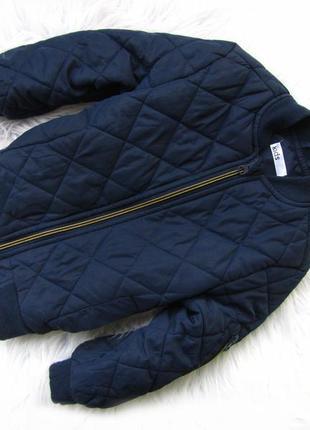 Стильная демисезонная куртка бомбер m&co