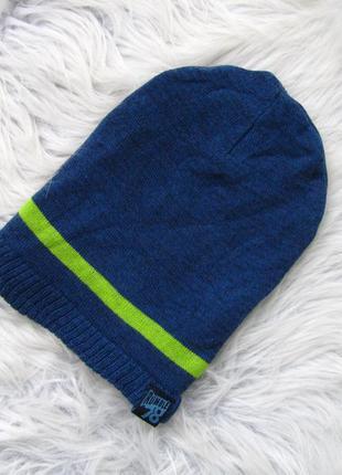 Стильная теплая шапка  dopo dopo
