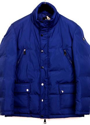 Monte Bianco Италия XL мужской натуральный пуховик зимняя куртка