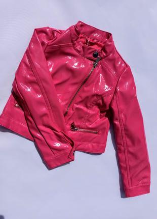 Яркая курточка для девочки OVS kids