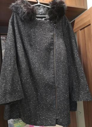 Пальто  очень большой размер