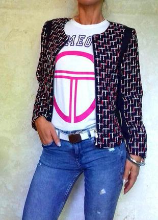 H&m шикарный пиджак жакет классический