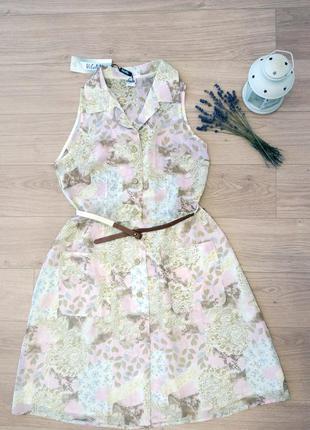 Сарафан/платье летнее, легкое