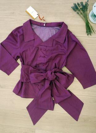 Блуза туника рубашка