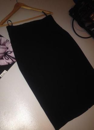 Стрейчевая юбка карандаш размер м.422