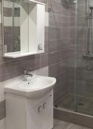 Ванная, туалет под ключ. Облицовка плиткой. Сантехника. Отопление