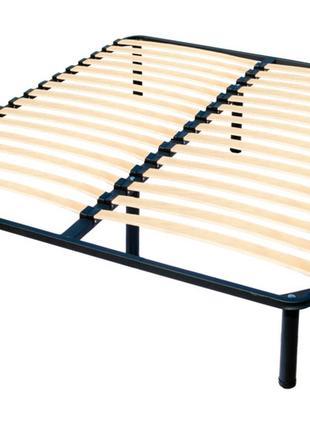 Каркас кровати двуспальный с орто-основанием, тм ORTOLAND