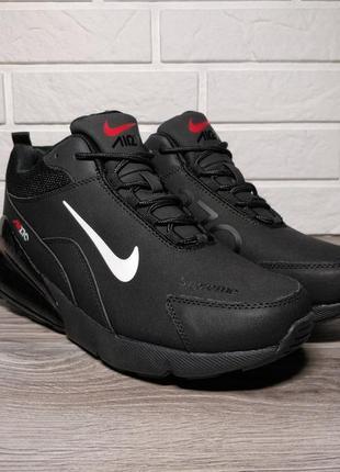 Кроссовки Зима Nike Air Max 270 Supreme размер 43-46