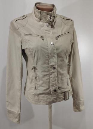 Женская куртка ветровка amisu размер 34-36
