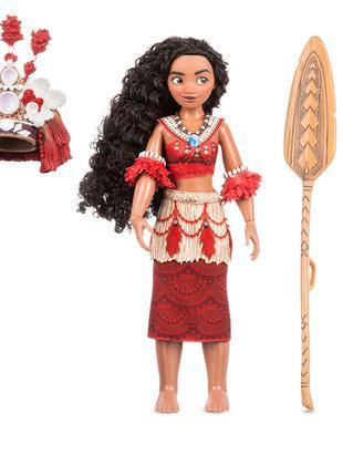 Поющая кукла Моана с веслом