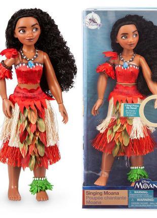 Поющая кукла принцесса Disney Моана
