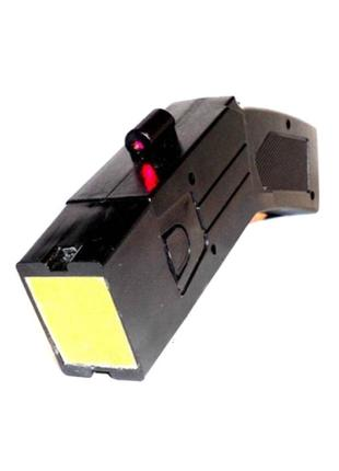 Отпугиватель Шокер от собак Стреляющий + лазер