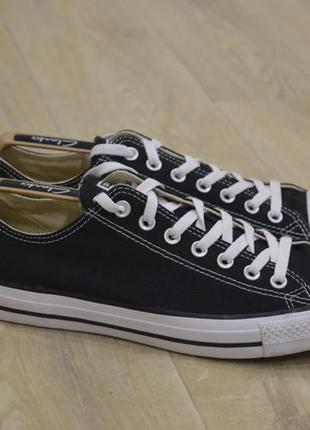 Converse мужские кеды черные оригинал